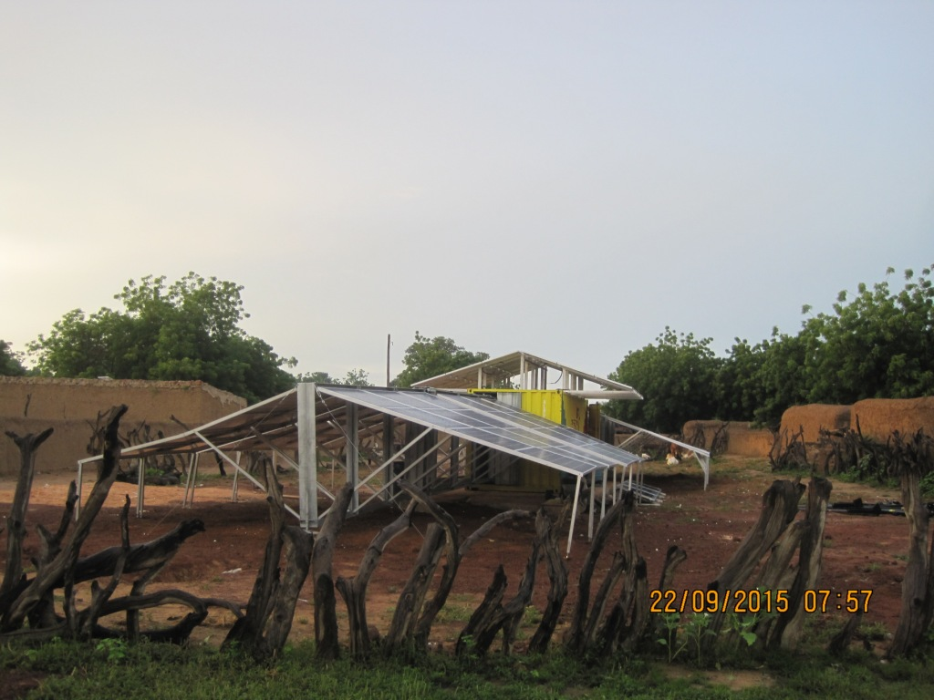 solar-container - the mobile solar plant
