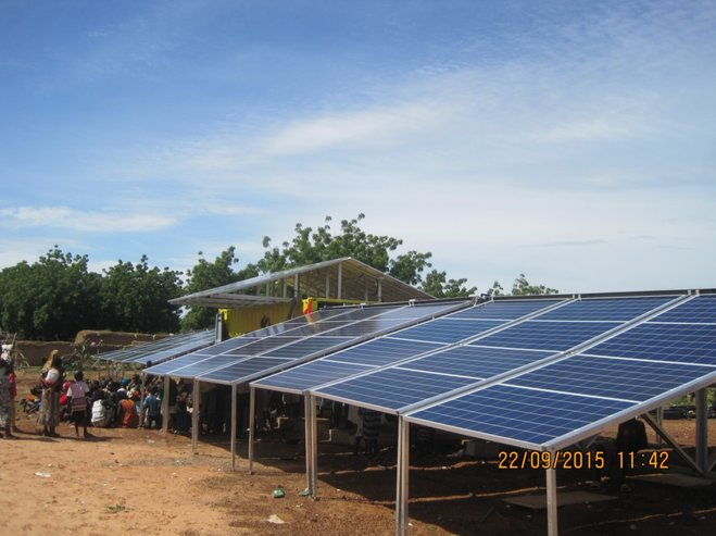 solar-container for Mali