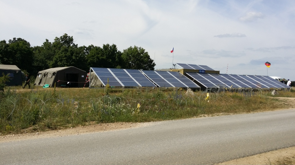 mobile solar plants for ntao